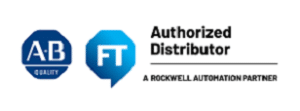 Rockwell Authorized Distributor Badge