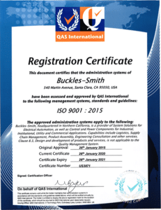 ISO 9011 : 2015 Certification