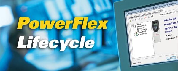 PowerFlex Drives Lifecycle Status