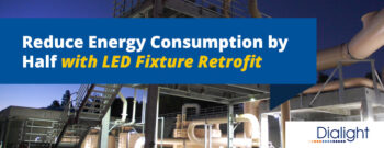 Reduce Energy Consumption by HALF