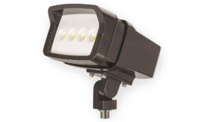 Acuity outdoor LED wall pack flood light