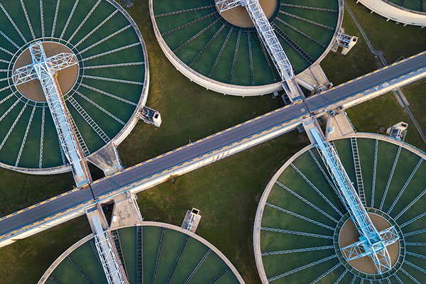 Wastewater Facility - Buckles-Smith supplies municipal water treatment plants