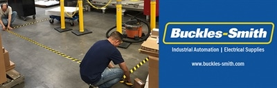 Buckles-Smith Electric Partners with Brady for Warehouse Safety Visuals header