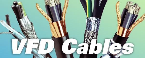 Choosing VFD Cables
