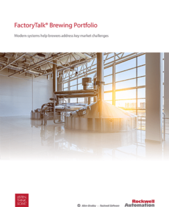 FactoryTalk for Brewing brochure