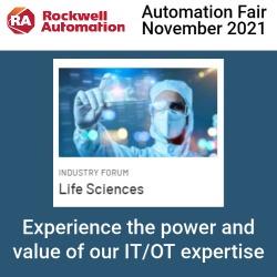 Automation Fair 2021 Life Sciences Industry Forum
