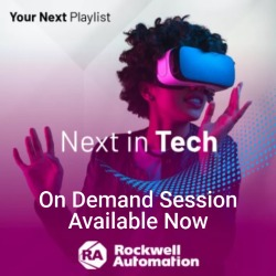 Automation Fair 2021 Next In Tech On-Demand Session