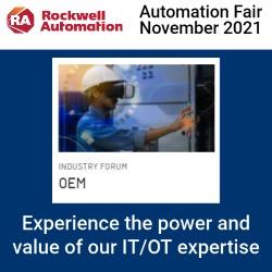Automation Fair 2021 OEM Industry Forum