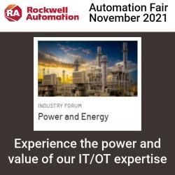 Automation Fair 2021 Power & Energy Industry Forum